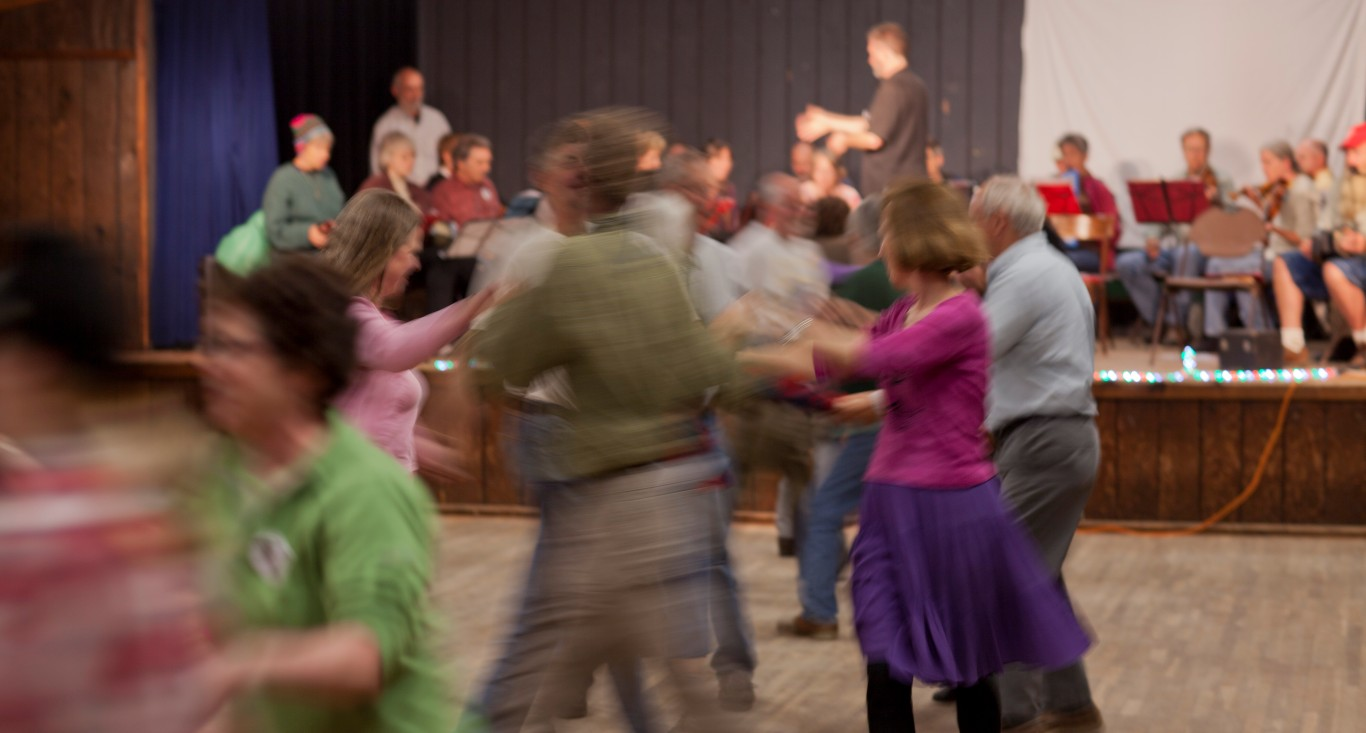The Contra Dance of 2011